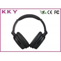 China Foldable Wireless Bluetooth Earphones With 20m RF Distance Over Ear Style wholesale