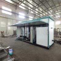 China Accurate Proportion Integrated Asphalt Emulsion Plant wholesale
