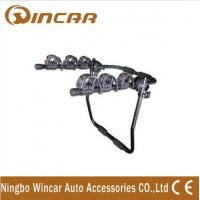 China Aluminium Alloy Trunk Mounted Bike Carrier / Bike Rack Rear Door Mounted wholesale