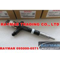 China DENSO common rail injector 095000-0570 095000-0571 for TOYOTA Avensis 23670-27030 wholesale