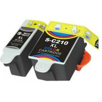 China Samsung  M210/M215/C210 Compatible ink cartridges for Samsung CJX-1000/1050W/2000FW wholesale