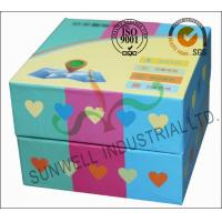 Quality Cardboard Rigid Paper Electonics Smart Watch Packaging Box Glossy Varnishing for sale