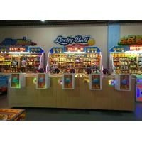 China Customs Lucky Ball Commercial Coin Operated Game Machines For Midway wholesale