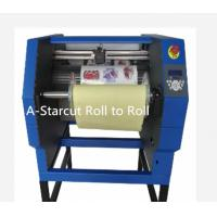 China Roll To Roll Label Cutter Machine Digital Label Finisher No Die Cutting wholesale