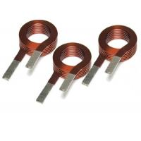 Super Thin Rectangular Magnet Wire , 0.02 - 1.8mm Flat Copper Wire For Automotive
