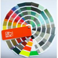 China Metal color code ral classic color card K7 color chart ral color fandeck colour chart wholesale