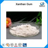 China Corn Starch Raw Material Xanthan Gum Stabilizer Food Additives ISO Certification wholesale
