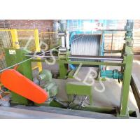 Buy cheap 100m - 10000m Electric Driven Spooling Winch With Lebus Grooved Drum from wholesalers