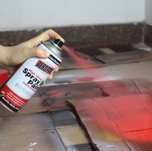 China Non Toxic 235g Aerosol Spray Paint Multi Colors Car Interior Spray Paint wholesale