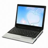 China Laptop with 10.2-inch Screen, 2GB RAM DDRII, Intel CPU Processor and CE, FCC Marks wholesale