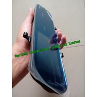 China free ship 2014 new android car rear view mirror with 4 Inch Capacitive touch screen, GPS wholesale
