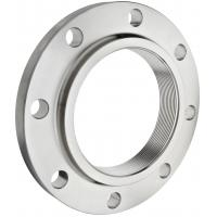 China ANSI DN80 PN110 Steel Pipe Flange , Stainless Steel Threaded Flanges wholesale