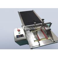 China Pvc Material Belt Conveyor Automated Assembly Lines , Automatic Assembly Line wholesale