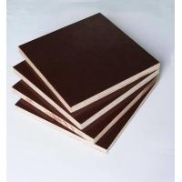 China Film Faced Poplar Plywood For Construction, High strength and reusded times wholesale