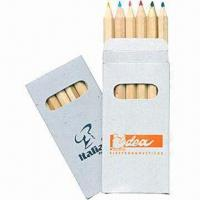 China Promotional Pencil Set, Colored, Recycled, Flexible wholesale