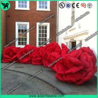 China Giant Inflatable Rose, Inflatable Rose Flower,Event Inflatable Flower Chain wholesale