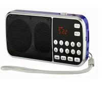 China L-088AM Hot sell am fm two way portable radio with speaker on sale