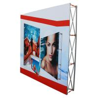 China Outdoor pop up banners wall display / trade show booth banners wholesale