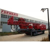China TDR - 50 Top Drive Oil Rig Equipment For Shallow Oil , Gas Depths To 1200m wholesale