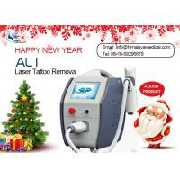 China Popular Lightweight Beauty Salon Laser Tattoo Removal Equipment 2 In 1 System wholesale