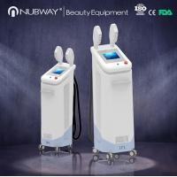 China 2 handles lefis shr aft- ipl elight hair removal machine 1~10Hz wholesale