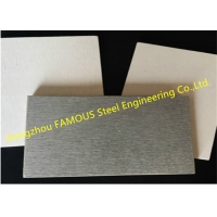 China Waterproof 3.5-25mm Non Toxic Exterior Fibre Cement Boards wholesale