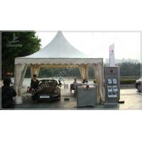 China Commercial High Peak Tents Shelter Portable Gazebo Canopy For Auto Test Drive Event on sale