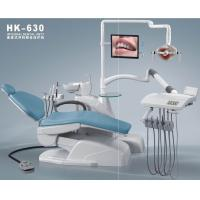 China Dental Chairs Equipment with dental operating light, Three way syringe HK-630 on sale