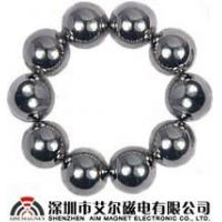 China Sintered Neodymium NdFeB rare earth magnet balls wholesale