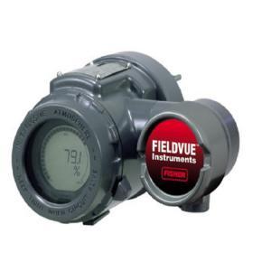 China Fisher FIELDVU DLC3010 Digital Level Controller instruction manual form 5631for fisher valve wholesale