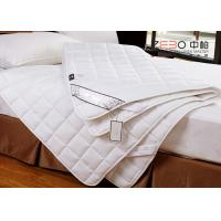 Buy cheap Waterproof Mattress Pad Comfortable , Breathable Mattress Protector ZB-MP-015 from wholesalers