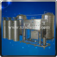 China Water Treatment Plants RO-1000J(2000L/H) with carbon filter quarts filter and water softener wholesale