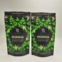 China Custom Tea Packaging Pouch Detox Slimming Tea / Flower Leaf / Seed Bean Ziplock Bag wholesale