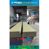 China PVC ceiling board making machine/roof panel machine/wall panel machine wholesale