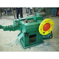 China Scrap steel nail making machine wholesale