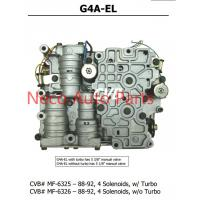 China Auto transmission G4AEL sdenoid valve body good quality used original parts wholesale