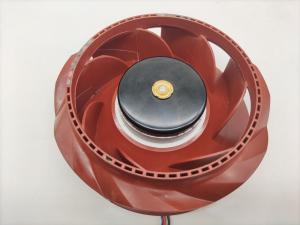 China 4000RPM 410CFM 24V DC Centrifugal Fan for electronic air cleaner wholesale