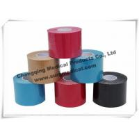 China Sports Medical Muscle Kinesiology Strapping Tape Waterproof CE Approved wholesale