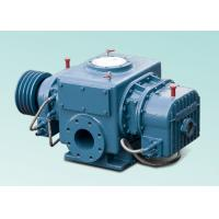 China Low Noise Tri-Lobe Roots Blower , Traditional Water Cooling Air Roots Blowers on sale