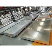 China Aerospace High Strength Hard 2024 Aluminum Plate , 8mm Alloy Plate T351 Temper wholesale