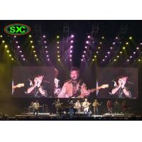 Buy cheap HD Lightweight Full Color P4.81 Stage Background Energy-efficient Led Screen Wall from wholesalers