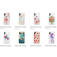 China IVYMAX Anti Crack Pc Tpu Cell Phone Protective Cases Hybrid Crystal Clear Blank Design wholesale
