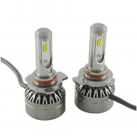 China Single Beam Super Bright Headlights 8000 LM 9005 / HB3 36W 2 Side 6500 K wholesale
