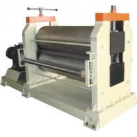 China Wooden Grain / Stucco Embosser Metal Embossing Machine Automatic Cutting wholesale