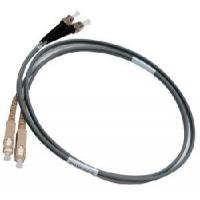 China Optical Fiber Patch Cord-OM2(50/125)-Gray cable- SC-ST Connector wholesale
