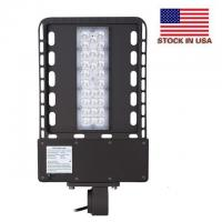 Buy cheap IP65 Outdoor Led Parking Lot Lights UL Dlc 4.2 Universal Adapter Aluminum / PC from wholesalers