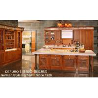 China Solid wood SM2-A German Style kitchen wholesale
