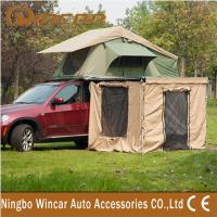 China Waterproof 2.0m x 2.5m 4WD SIDE Pullout AWNING Roof Top Tent Room wholesale