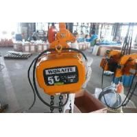 Buy cheap 2012 Hot Type Electric Chain Hoist 5ton (SSDHL05-02) from wholesalers