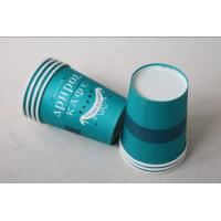 China 12oz 380ml Customized disposable Singal wall paper cup Sun Paper Various colors wholesale